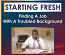 STARTING FRESH Resumes & Cover Letters DVD