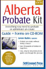 Probate Kit for Alberta