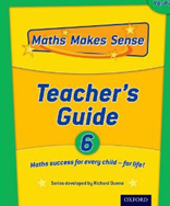 Maths Makes Sense: Y6 Teacher's Guide [Loose Leaf]