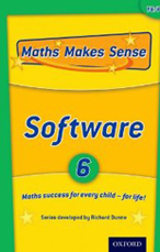 Maths Makes Sense: Y6 Software Multi User [CD-ROM]