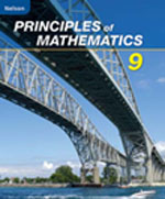 Nelson Principles of Mathematics 9 Solutions Manual