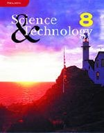 Nelson Science & Technology 8 Hard Cover Student Text