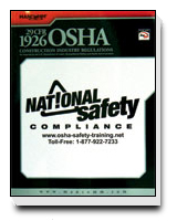 Order Construction Standards-29 CFR 1926
