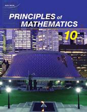 Nelson Principles of Mathematics 10 Teacher's Resource