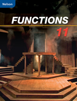 Nelson Functions 11 Solutions Manual