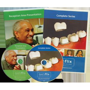 Toothflix Series/Server Bonus Pack