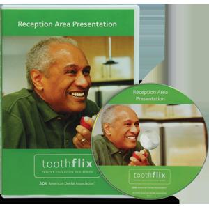 Toothflix Reception Area Presentation DVD