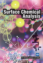 Surface Chemical Analysis CD Collection