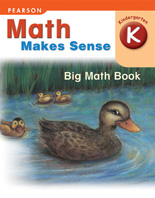 Math Makes Sense Kindergarten