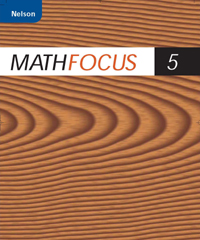 Nelson Math Focus 5 Solutions Manual
