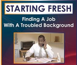 STARTING FRESH Resumes & Cover Letters DVD
