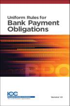 ICC Uniform Rules for Bank Payment Obligations 750 EF