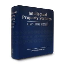 Intellectual Property Statutes: Legislative History