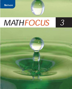 Nelson Math Focus 3 Classroom Kit
