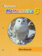 Nelson Mathematics Grade 6 Student Workbook