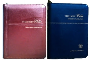 GNT pocket Bible with colour illustrations