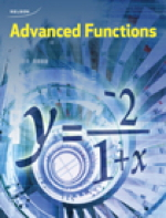 Nelson Advanced Functions 12 Solutions Manual (print)