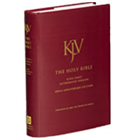 KJV Bible - 400th Anniversary Edition