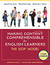 Making Content Comprehensible for English Learners The SIOP Model, 4th Edition