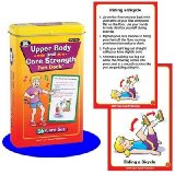Upper Body and Core Exercise Cards