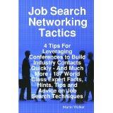 Job Search Networking Tactics