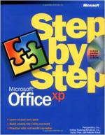 Microsoft Office XP Step By Step