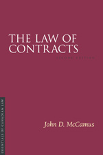 The Law of Contracts 2ed (cdn)