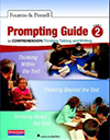 The Fountas and Pinnell Prompting Guide Part 2 for Comprehension