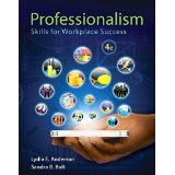 Professionalism: Skills for Workplace Success Plus 4ed
