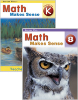 Math Makes Sense 5 Student Edition (Teacher Access