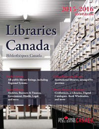 Libraries Canada 2015/16