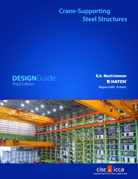 Crane-Supporting Steel Structures: Design Guide 3ed