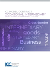 ICC Pub. # 769EModel Contract Occasional Intermediary