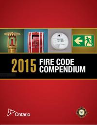 2015 Fire Code Compendium-Ontario