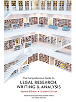 The Comprehensive Guide to Legal Research, Writing & Analysis, 2ed