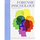 Forensic Psychology, Loose Leaf Version 4ed