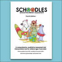 Schoodles School Fine Motor Assessment (SFMA)4th Edition