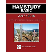 Hamstudy Basic 2017/2018: Everything you need to know for your Canadian basic exam