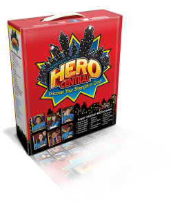 Vacation Bible School 2017 VBS Hero Central Super Starter Kit