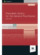 Precedent Library For The General Practitioner 3e